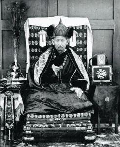 Buddhist Monk Mummified
