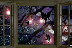 Faeries in the Window