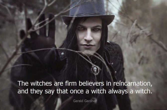 Always a Witch_Gardner
